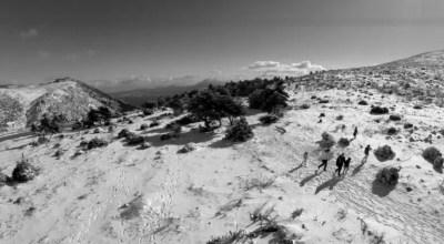 Καιρός: Χιόνια σε Πάρνηθα και Πήλιο [pics, video] | Newsit.gr