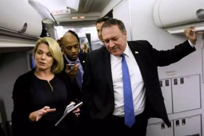 Την Χέδερ Νάουερτ προτείνει ο Τραμπ για πρέσβη των ΗΠΑ στον ΟΗΕ | Newsit.gr