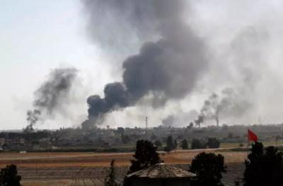 Μυρίζει… θάνατος στην Συρία! Όλοι… ετοιμοπόλεμοι – Φόβοι για την «λάθος κίνηση»