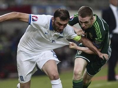 grecia - irlanda de nord 0-2