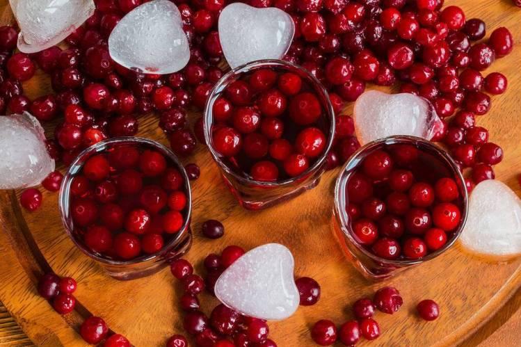 Άλλα είδη μούρων: Αξιόλογη ποσότητα ρεσβερατρόλης περιέχουν κυρίως το κράνμπερι και το ευρωπαϊκό αγριομύρτιλο (bilberry).