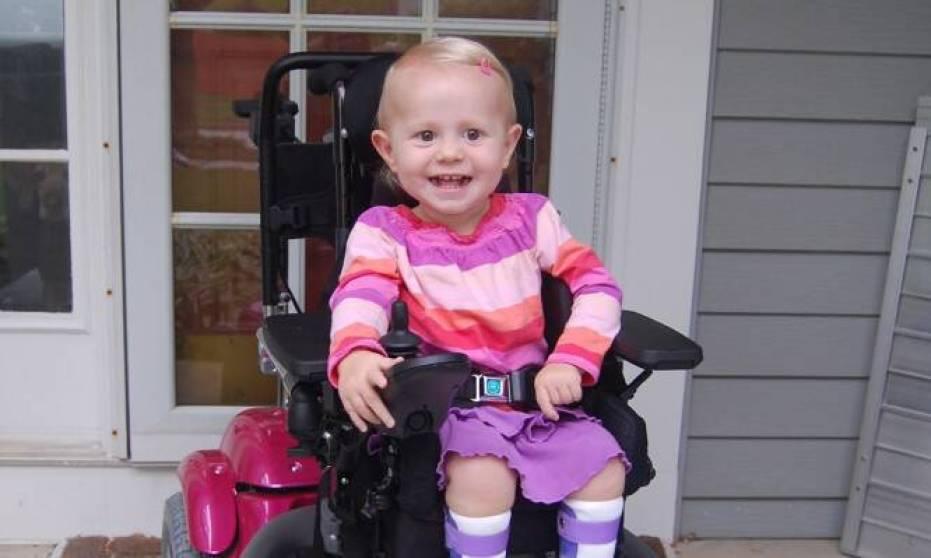 Nωτιαία μυϊκή ατροφία: Χαμόγελα για φάρμακο κατά της θανατηφόρου παιδικής ασθένειας