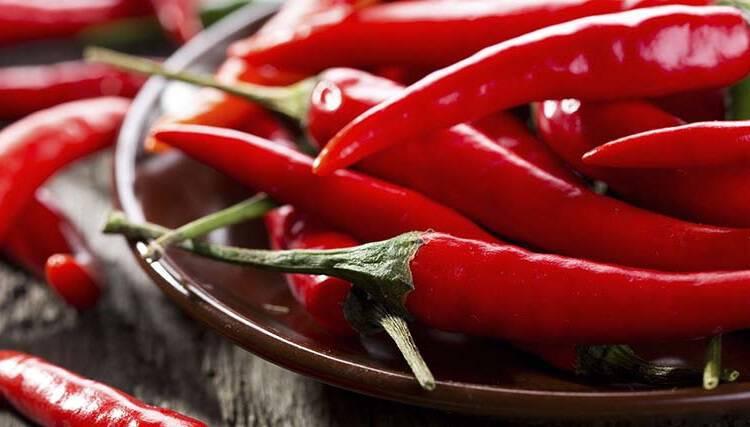 Κόκκινη καυτερή πιπεριά: ποια η σχέση της με τον θάνατο;