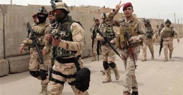 Heavy battles between Iraqi Army and ISIS at Ramadi