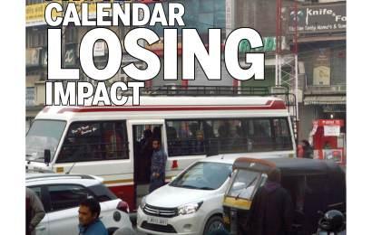 Protest Calendar Losing Impact