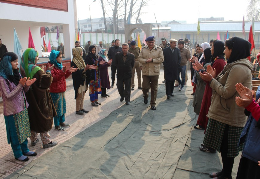 Civic Action Programme By 117Bn CRPF