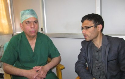 Maxillofacial Surgery Fully Developed In Kashmir: Dr. Mohammad Shakeel