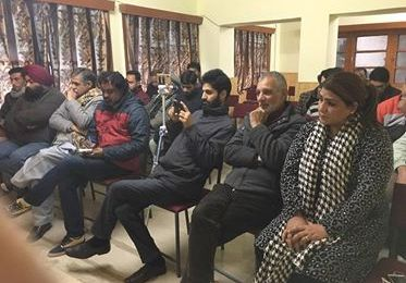 Kashmir is one of the most challenging places to work for a journalist. -Kashmir Press Club holds an event on how to deal with problems faced by scribes.