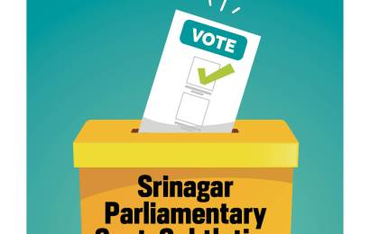 Srinagar  Parliamentary Seat : Subtleties and Surmises