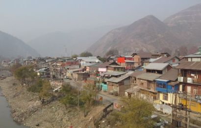 Historic Old Town Baramulla facing developmental issues, people suffer