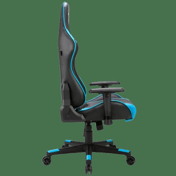 Kitsune silla profesional gaming azul