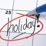 Working on holidays doesn't have to be a pain