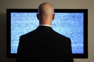 TV static image via Shutterstock