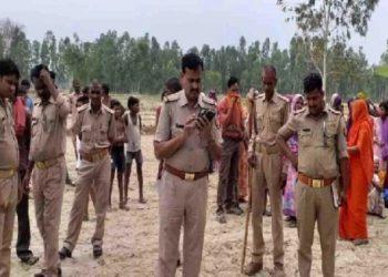 हरदोई: युवक की निर्मम हत्या, हत्यारों ने दोनों आंखें भी फोड़ी