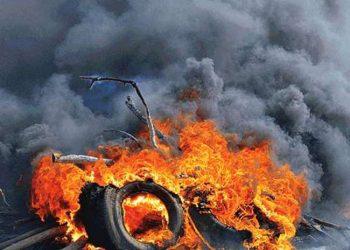 शर्मनाक: कूड़ा-करकट और टायर से पुलिस ने कर दिया अंतिम संस्कार, हेड कांस्टेबल सस्पेंड