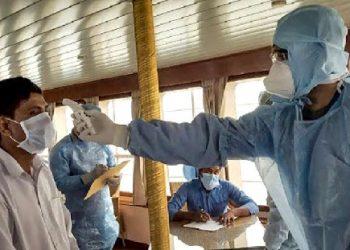 वाराणसी में कोरोना का कहर: एक साथ 7 लोगों की रिपोर्ट पॉजिटिव, नया हॉट स्पॉट बना मड़ौली