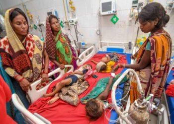 चमकी बुखार: अब तक 132 बच्चों की मौत, मुजफ्फरपुर पहुंचे CM नीतीश