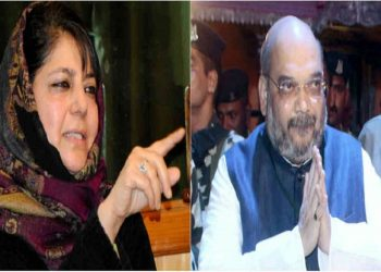 जम्मू कश्मीर: महबूबा का साथ BJP ने छोड़ा, राष्ट्रपति शासन की मांग