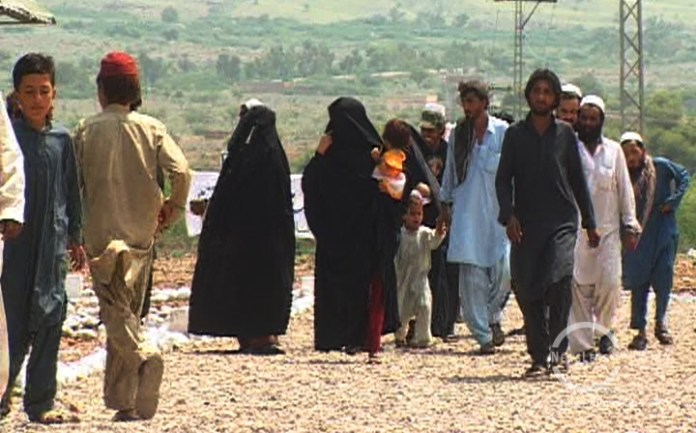 IDPs Repatriation : Photo By News Lens Pakistan / Rehmat Mehsud