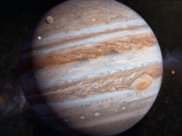 Названа самая старая планета в Солнечной системе