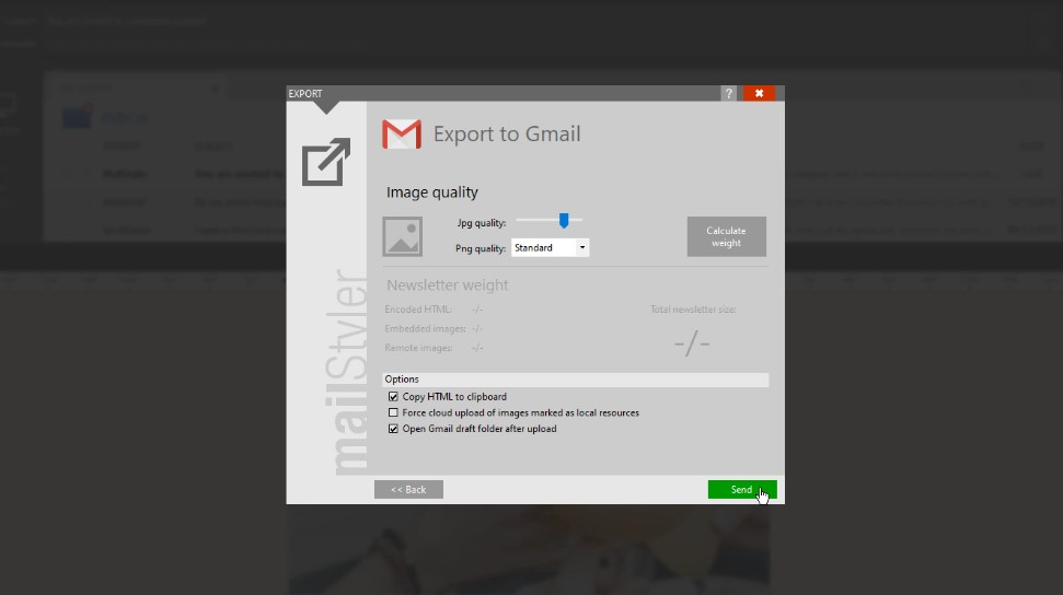 Create and share beautiful email templates using our template library, or you can upload your own templates from mailchimp. How To Create Newsletter In Gmail With Templates