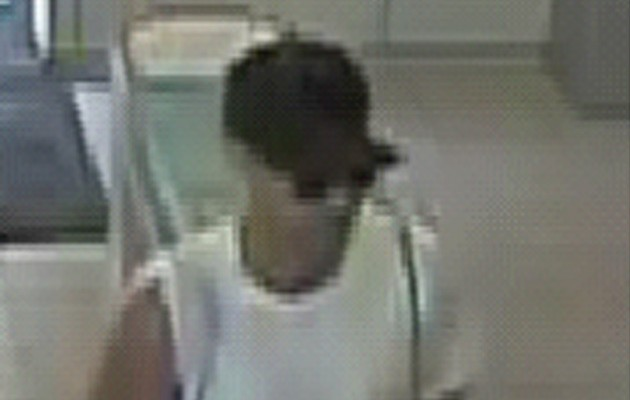 Detectives Release Surveillance Photo of Suspect Wanted for Two Bank Robberies in Rockville