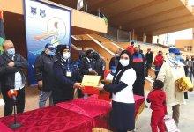 اتحاد الشرطة يُنظم سباق المرأة في رياضة المشي