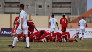الاتحاد يفوز الاتحاد المصراتي