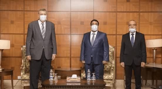 المجلس الرئاسي الجديد يلتقي رئيس بعثة الأمم المتحدة للدعم في ليبيا يان كوبيتش