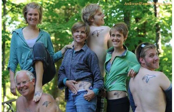 Here Are 29 Family Photos That Will Leave You Thinking WTF