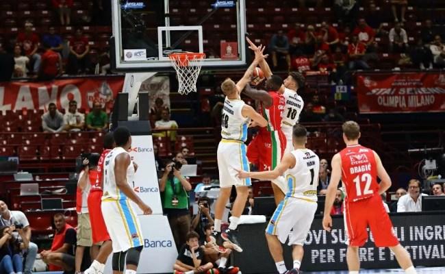 Basket Final Eight Coppa Italia 2017 Date Orari