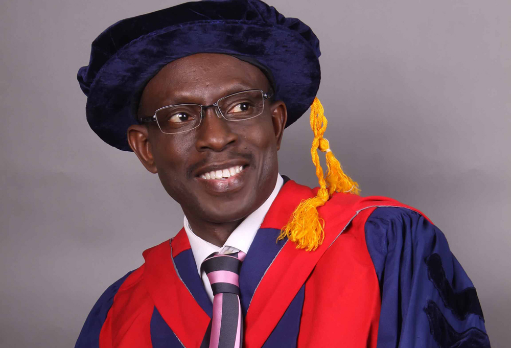 Prof. Olanrewaju Fagbohun, Vice Chancellor, Lagos State University (LASU). Photo: Newsmakers