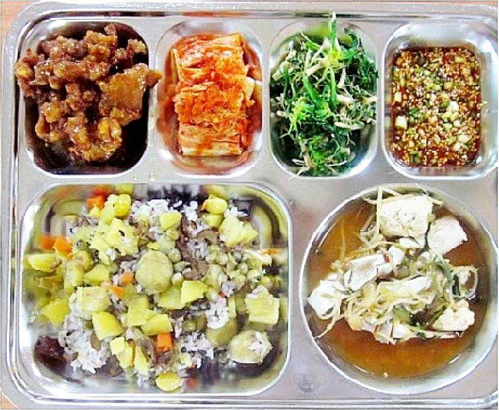 小孩健康農業才有希望 南韓一年投注千億臺幣 免費友善食材校園供餐 | 上下游News&Market