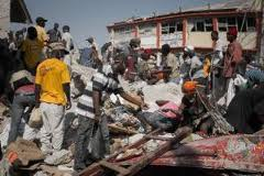 Haiti, U.N. report, earthquake