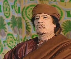 Gadhafi