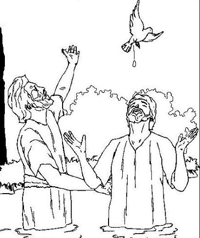 Bible Coloring Pages: Nativity Jesus Christ True Meaning
