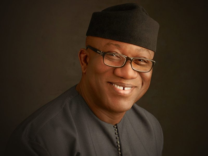Governor Fayemi and the get Canadian Visa