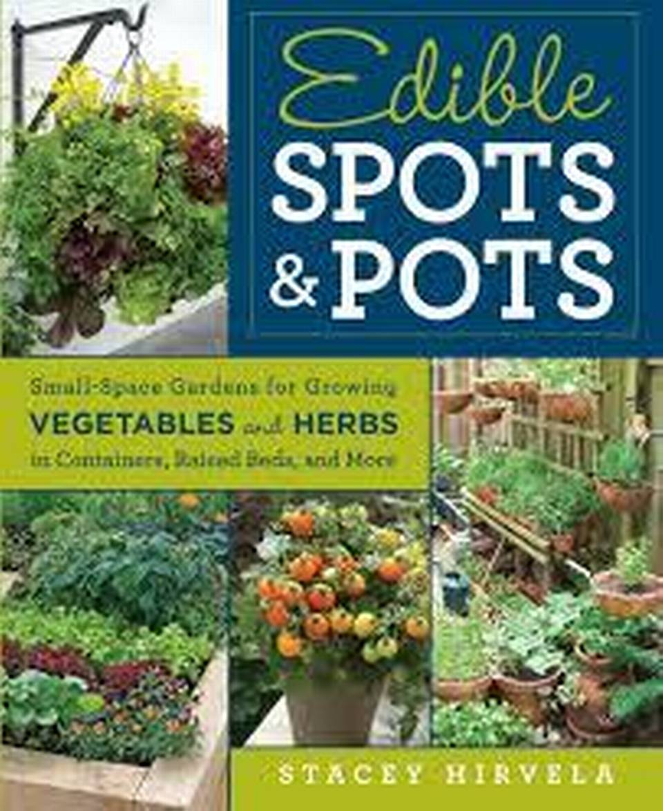 """Edible Spots & Pots"" by Stacey Hirvela."