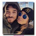 Valentina Rapisarda e Andrea Cerioli innamorati a Bologna