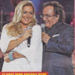 Albano Carrisi insieme a Romina Power