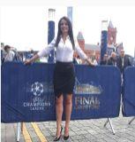 Foto di Monica Bertini giornalista sportiva