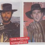 Scott Eastwood con il padre Clint