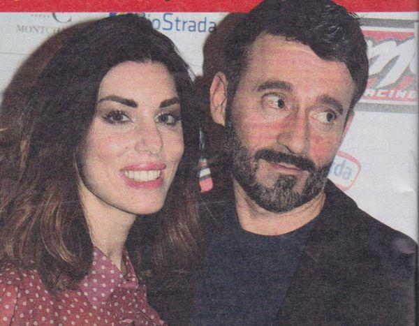 Bianca Atzei e Max Biaggi