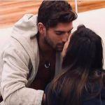 Ignazio Moser  e Cecilia Rodriguez amoreggiano al GF VIP