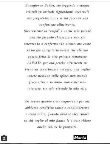 Marta Pasqualato respinge le avance di Nicolò Brigante e Nicolò Ferrari?
