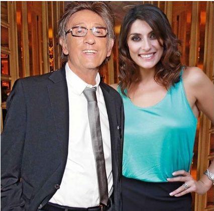 Selvaggia Lucarelli dice che la foto di Sandro Mayer e Elisa Isoardi in realtà sarebbe un fotomontaggio