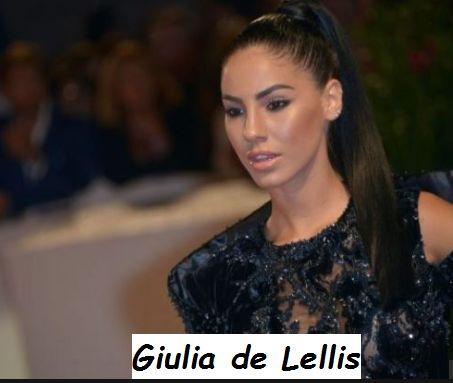 Giulia de Lellis pronta a cimentarsi sulla scrittura di un libro su….