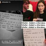 Nilufar Addati e Giordano Mazzocchi