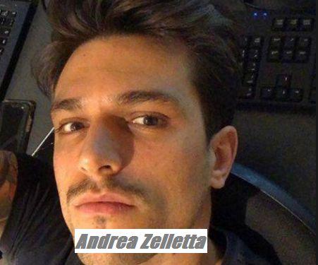 Andrea Zelletta tronista di Uomini e donne