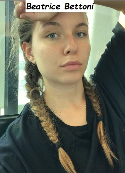 Beatrice Bettoni splendida modella Curvy della reclame Tampax Decido io